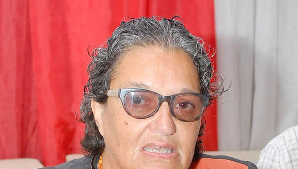 Luciana Gómez Panizza.