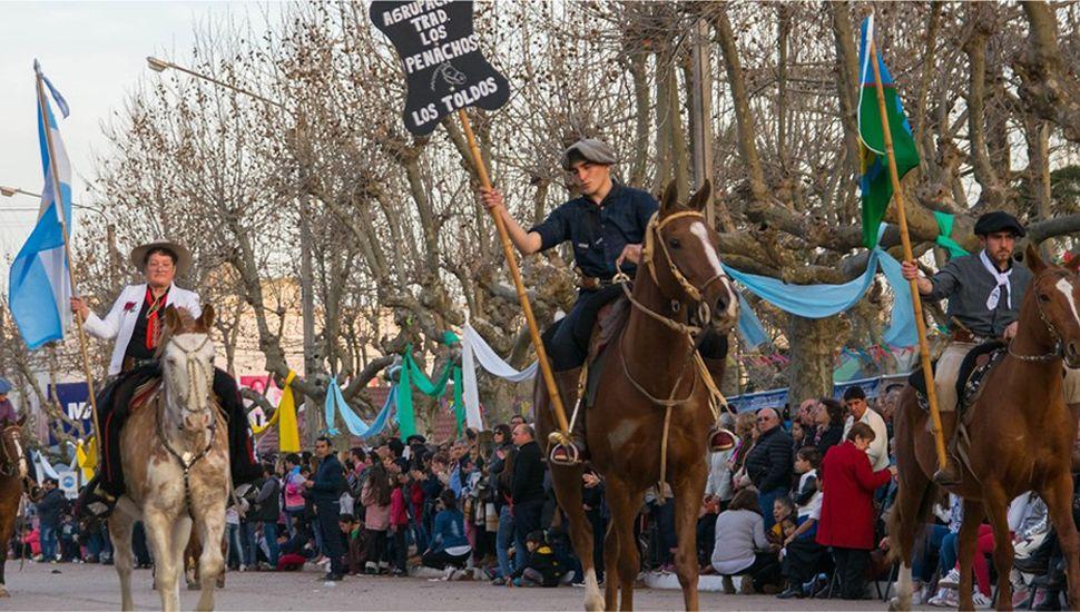 El martes próximo habrá Desfile Cívico-Institucional.