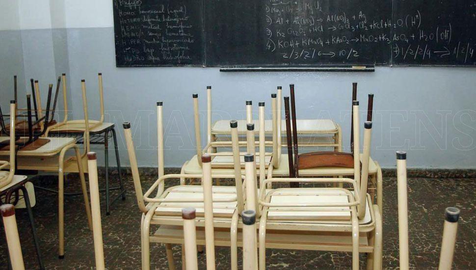Gobierno bonaerense refaccionará 2.600 escuelas durante el receso de verano
