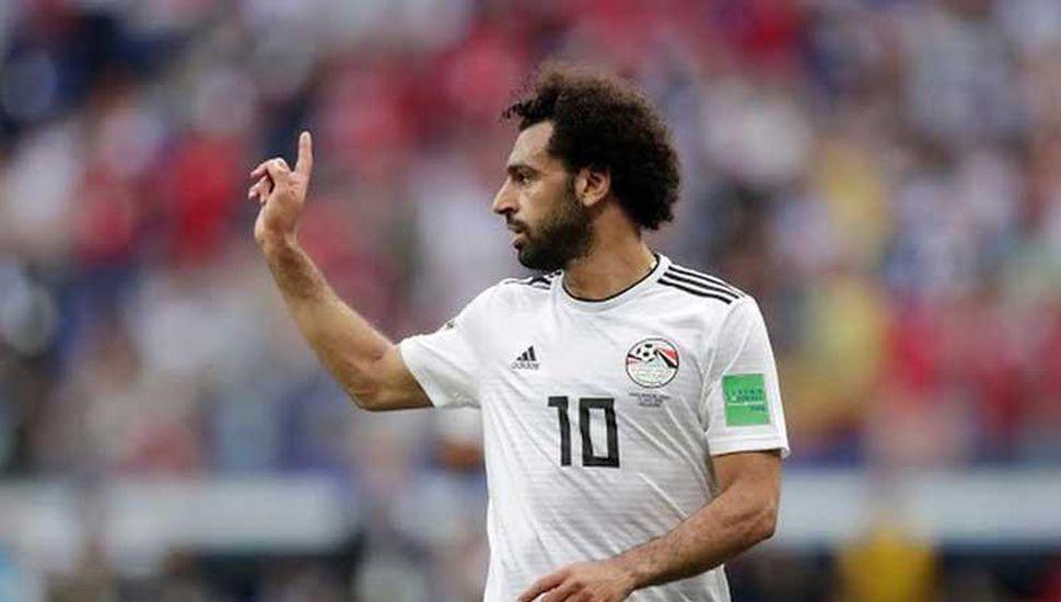Mohamed Salah, figura de Egipto.