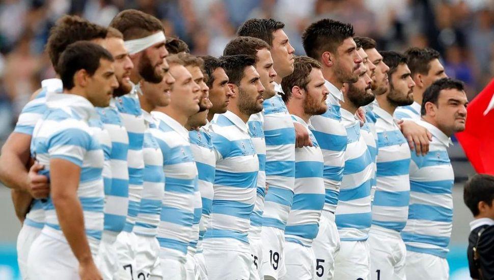 """Los Pumas"" ante Tonga"
