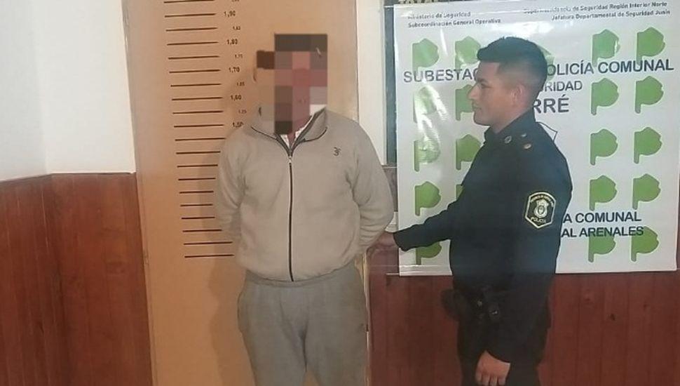 Un aprehendido en Ferré por tentativa de robo y tenencia ilegal de arma
