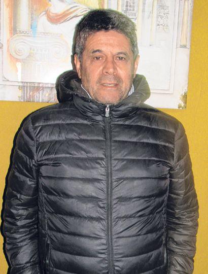 """Ramón Faustino """"El Negro"""" Mendoza"""