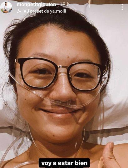 La Famosa chef del programa de Florencia Peña, tiene covid, está embarazada e irá al coma inducido porque no puede respirar.