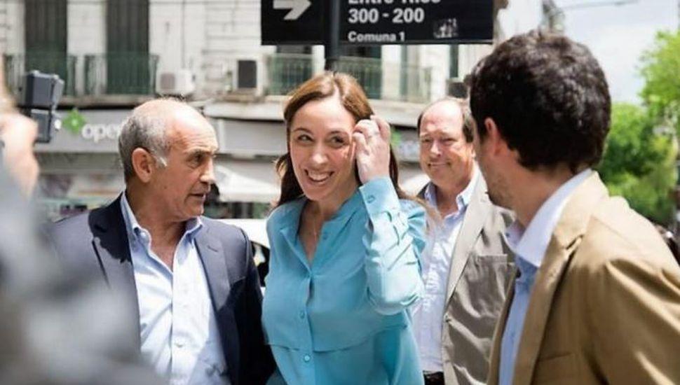 María Eugenia Vidal repetirá fórmula con el radical Daniel Salvador en la provincia Buenos Aires