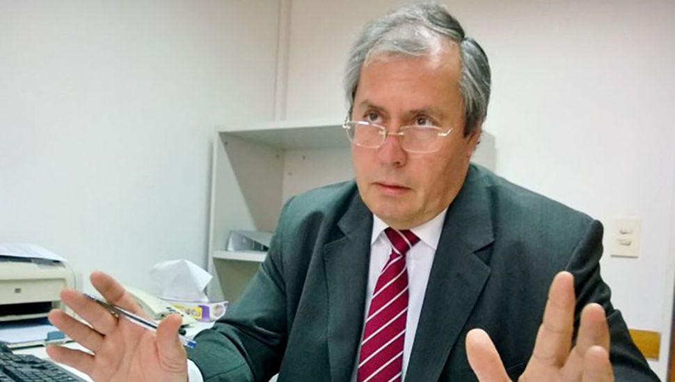 El diputado Olivares falleció ayer en el hospital Ramos Mejía.
