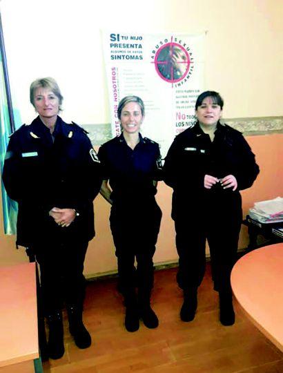 Nueva titular de la Comisaría de la Mujer