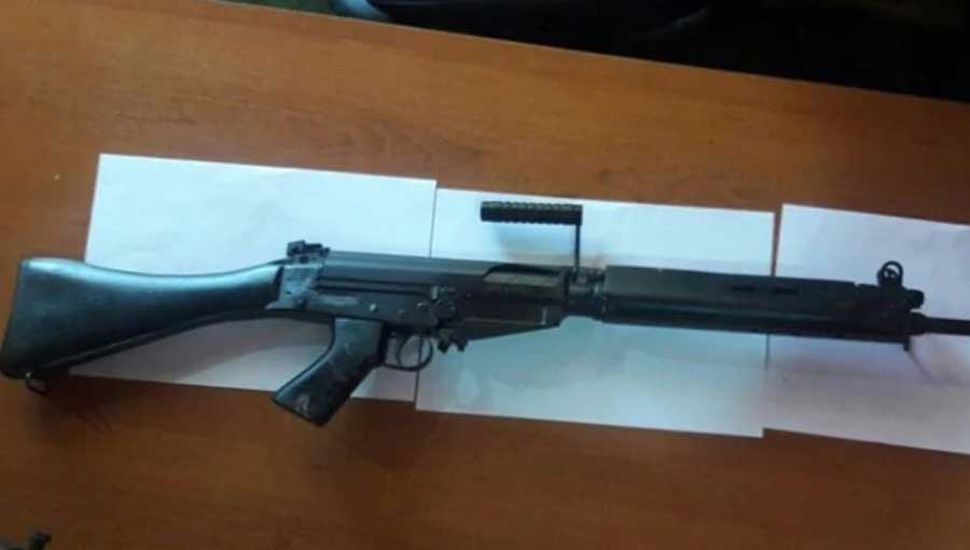 En Paraguay robaron 42 armas de la Policía y las reemplazaron por réplicas