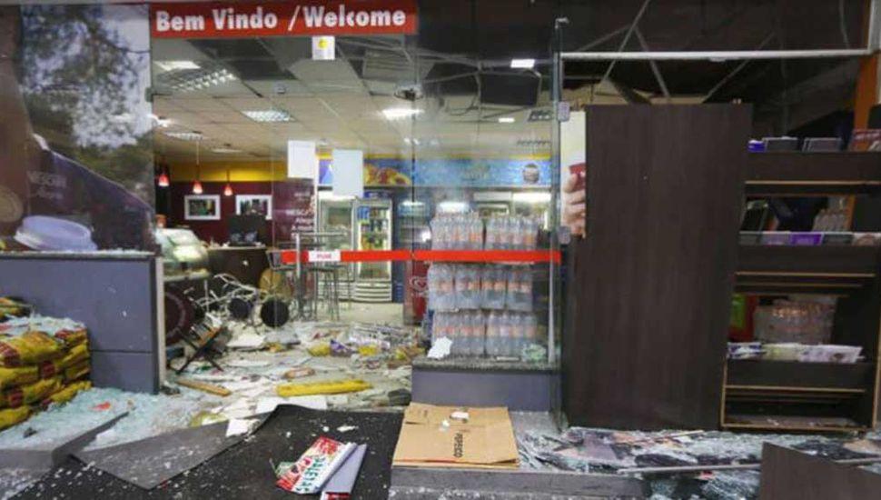 Un intento de robo a dos bancos dejó 11 muertos en Brasil