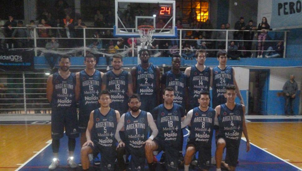 Este es el equipo de Argentino que debutará mañana jueves ante Quilmes de Mar del Plata.
