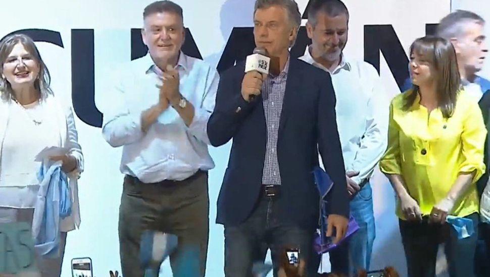 """Macri pidió """"tiempo"""" y anunció el fomento a los biocombustibles"""
