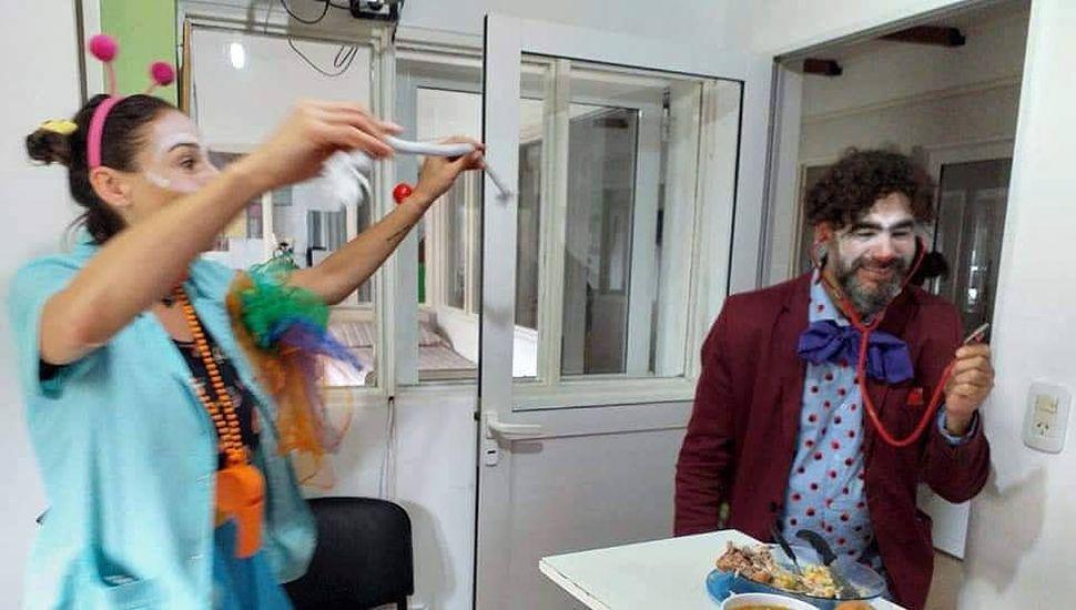 Jornada de sonrisas en el hospital de Lincoln