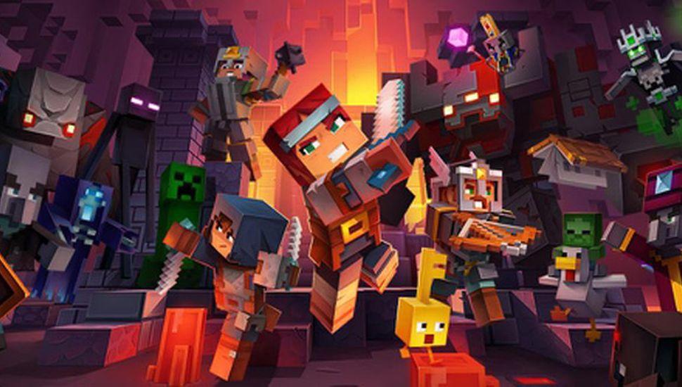 Minecraft Dungeons ya está disponible para PC y consolas: ¿cómo es el juego?