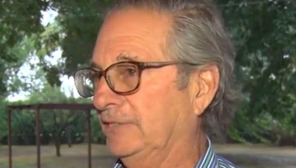 Augusto González Alzaga, consejero de A.C.A.