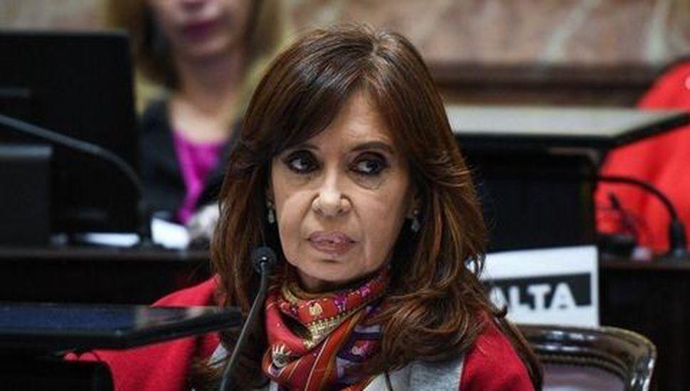 """Cristina dice que """"en ninguno de los domicilios hay bóvedas"""""""