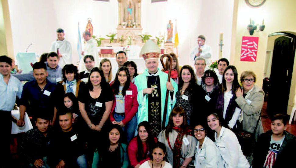 Celebraron las Fiestas Patronales de Nuestra Señora del Pilar