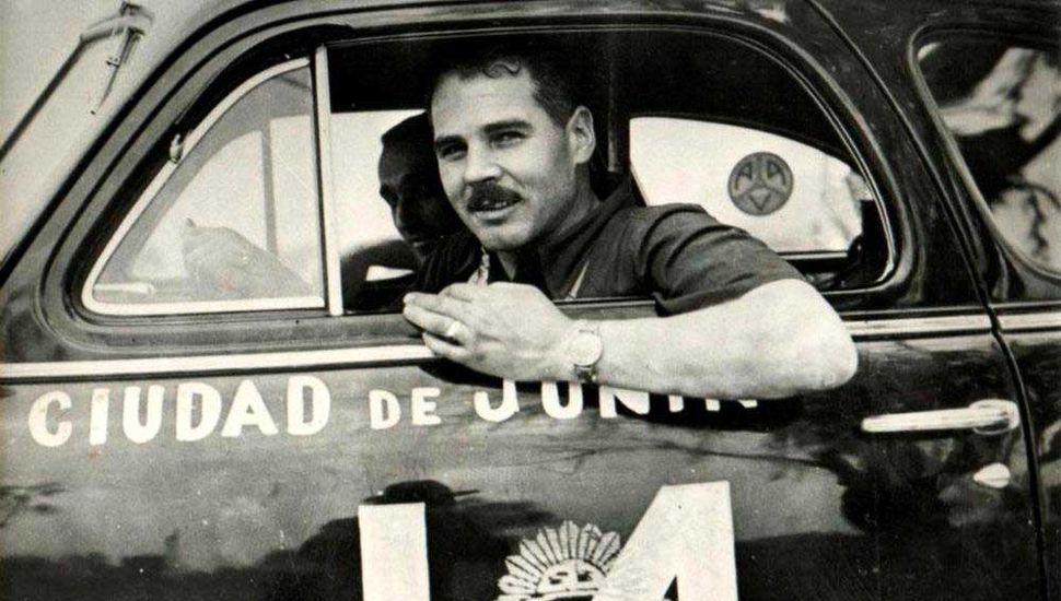 Arriba hoy a Junín el Gran Premio recordando la Buenos Aires-Caracas