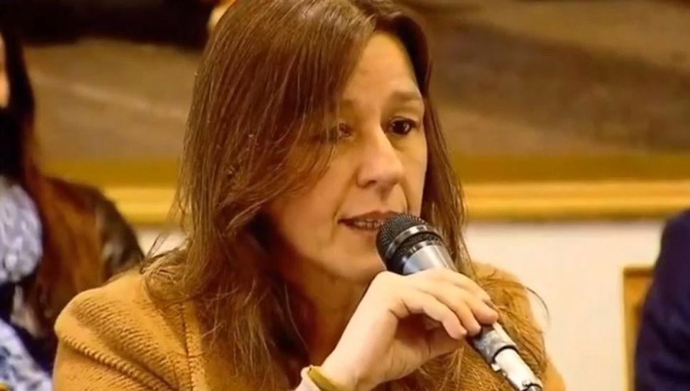 Sabina Frederic seguridad