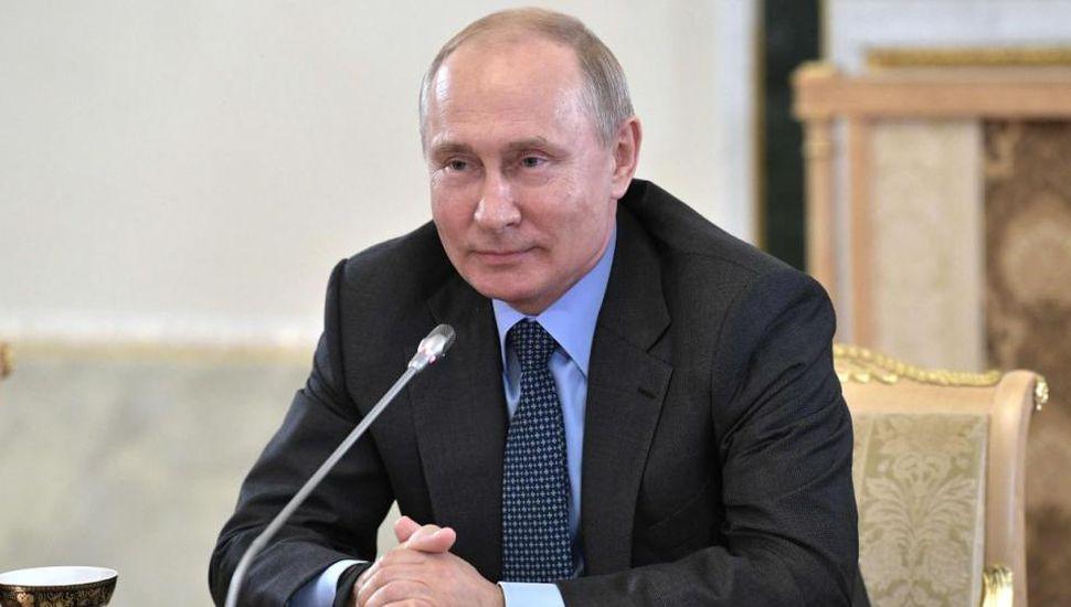 Putin aseguró que no están enviando tropas a Venezuela