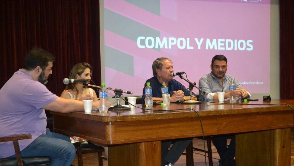 Se realizó el 1er Congreso de Formación Política organizado por la Escuela Raúl Alfonsín