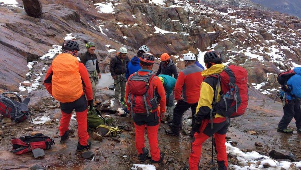 Murieron dos montañistas argentinos en Perú