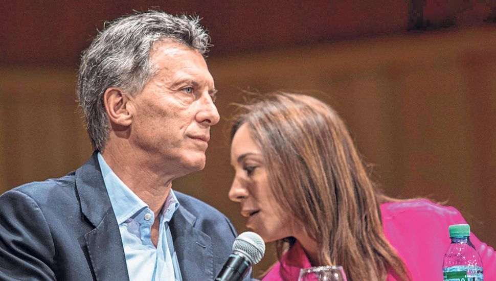 Macri y Vidal trataron de minimizar el tema de los aportes de campaña al PRO, pero la cuestión tiene enorme gravedad y está bajo investigación de la Justicia.