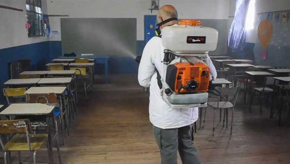 """Meningitis: el municipio aseguró que son  """"casos aislados"""" y llamó a """"no alarmarse"""""""