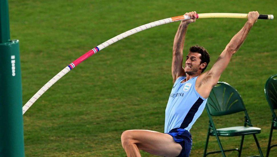 El atleta argentino Germán Chiaraviglio competirá hoy en el meeting internacional de Padova, Italia.