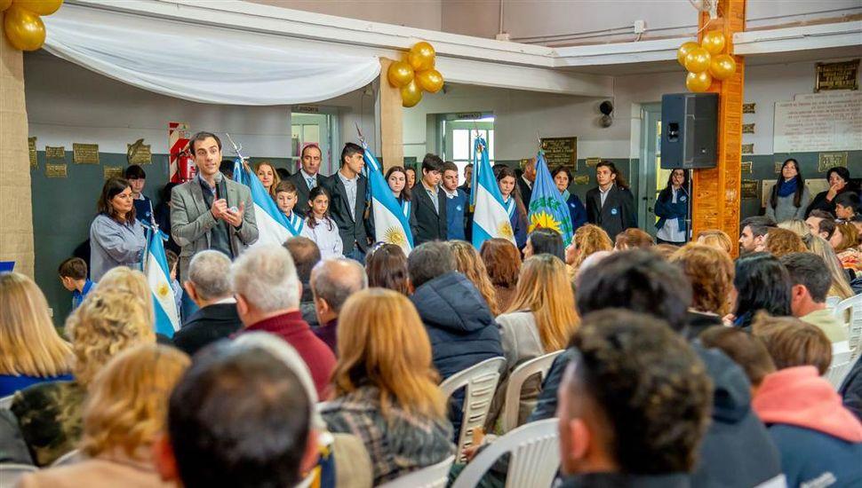 La Escuela Secundaria 2 de Morse celebró sus 50 años de vida