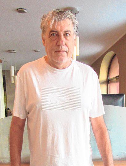 """José Luis """"Tatote"""" Pagella"""
