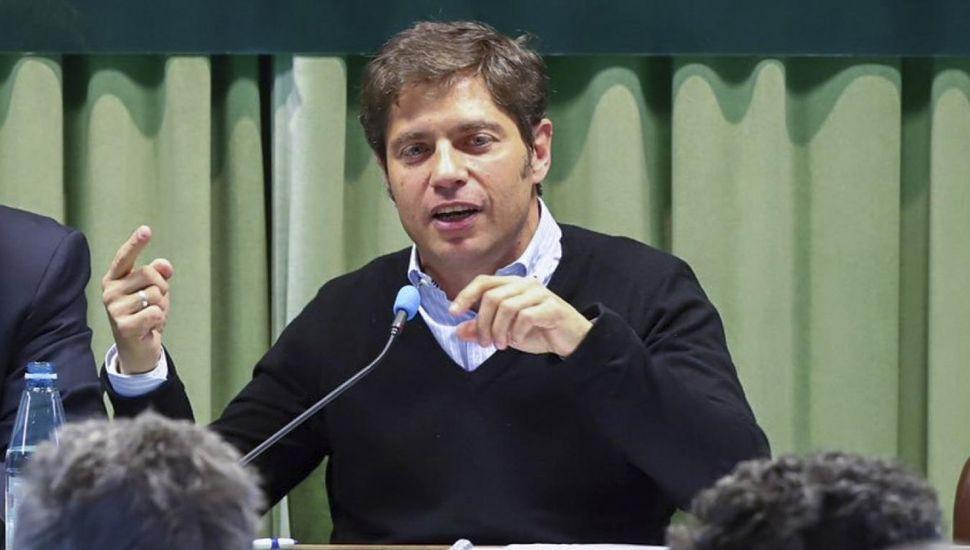 Kicillof convocó a médicos jubilados a sumarse a la lucha contra el coronavirus