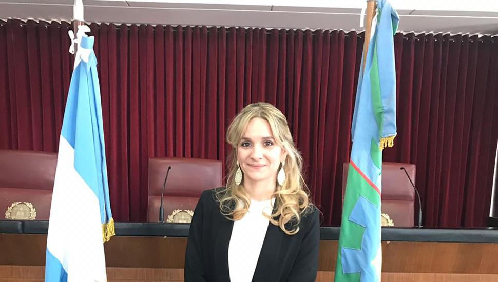 Paola Luján estará a cargo de la UFI Nº4.