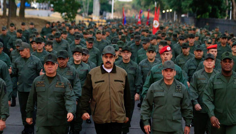 """Una intervención militar sería  """"catastrófica e injustificada"""""""