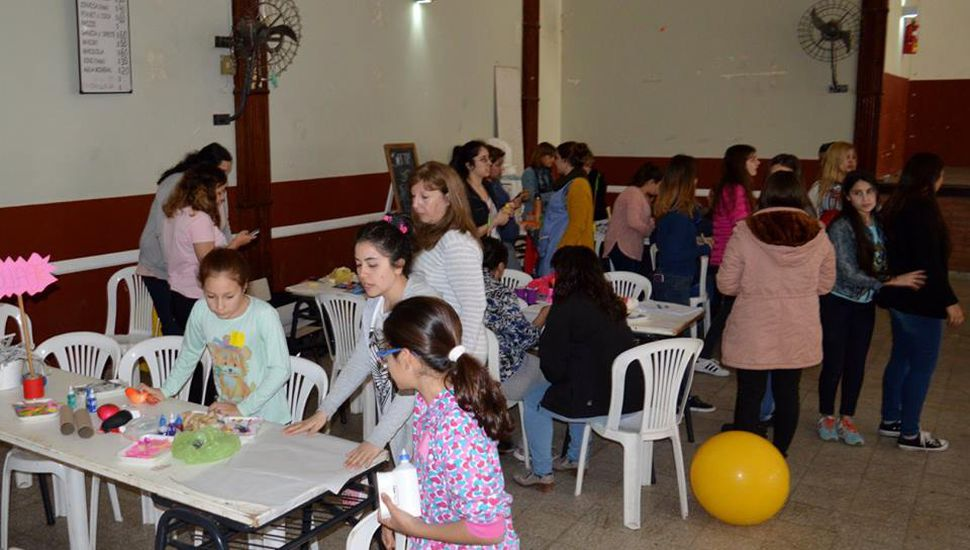 """Se llevó a cabo el proyecto """"Generando encuentros"""" en Ameghino"""