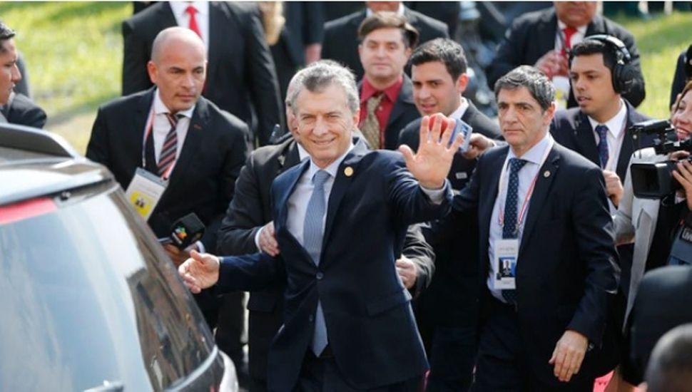 Mauricio Macri impulsa un proyecto de ética pública