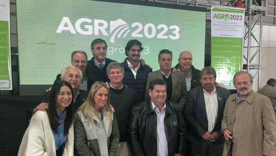 Con el apoyo de Carbap, Sociedad Rural, Coninagro y FAA se realizó AGRO 2023