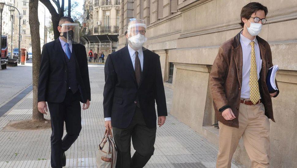 Carlos Rosenkrantz justicia
