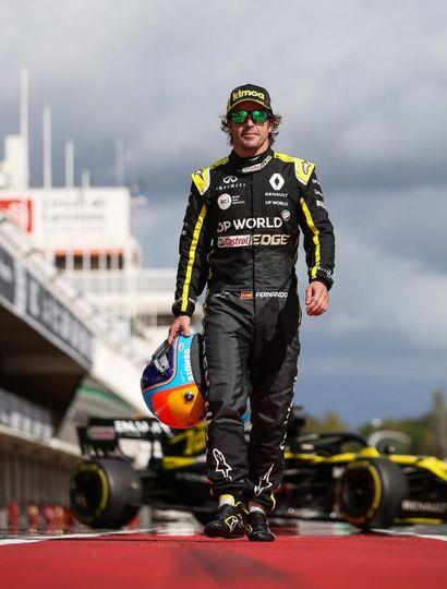 El español volverá a las pistas en 2021.