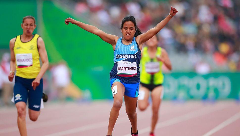 Yanina Martínez.