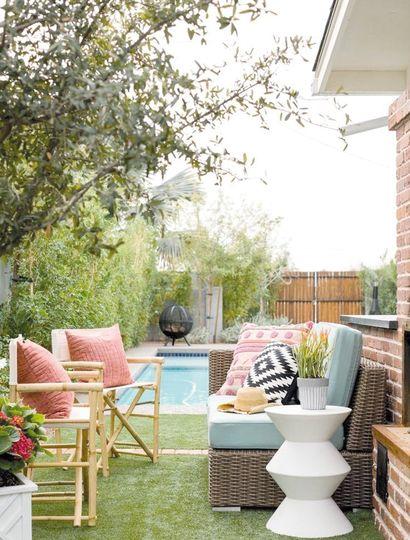 Un jardín bien diseñado sorprende en las cuatro estaciones.