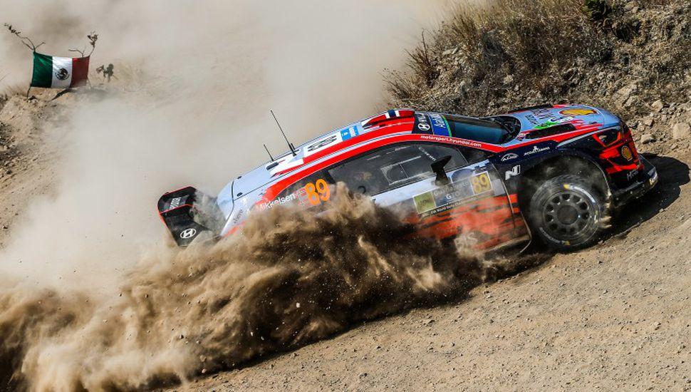 El Rally Mundial se presentará en nuestro país y ya se espera su presencia en la Argentina.