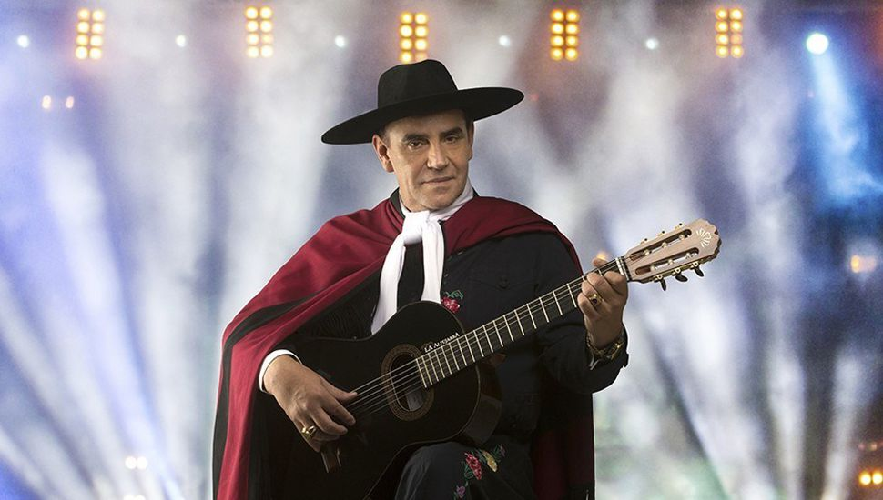 El Chaqueño Palavecino cantará en Alberdi el domingo 13.