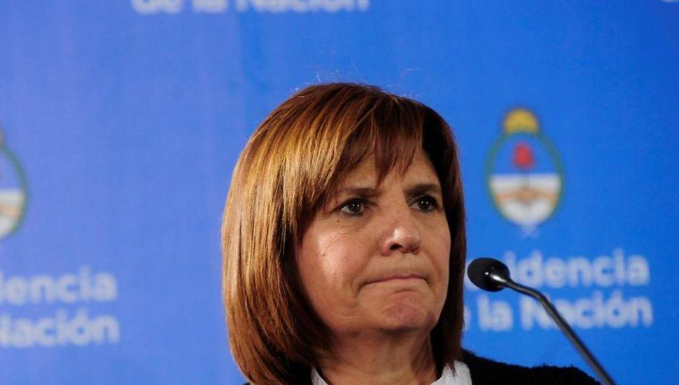 Bullrich apuntó contra el  kirchnerismo por los incidentes en el consulado de Chile