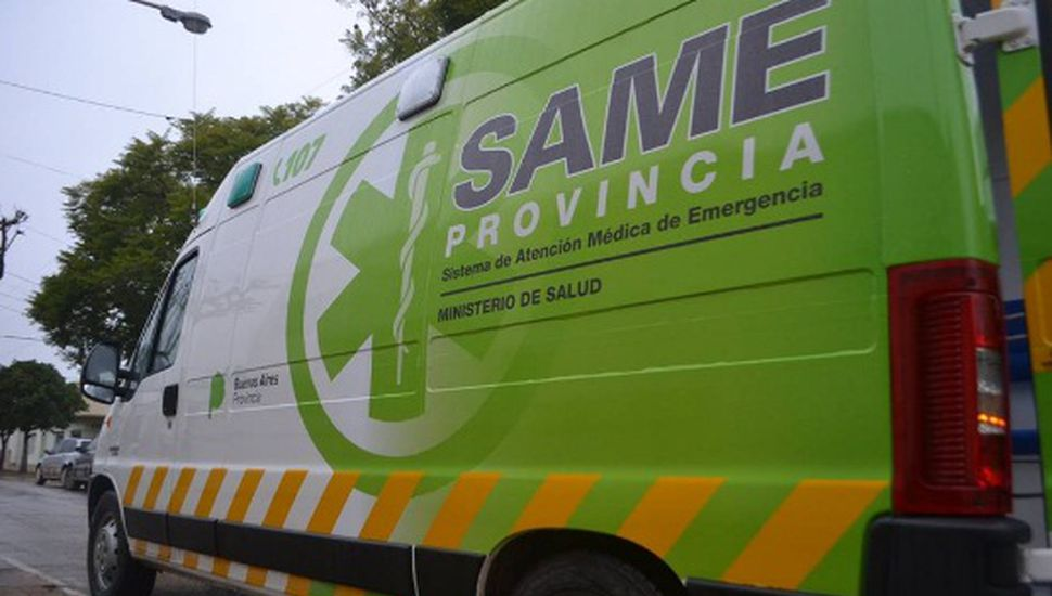 SAME Provincia entrega ambulancia de alta complejidad a Arenales