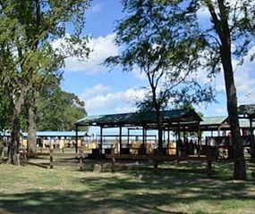 Cerraron la laguna de Bragado para evitar el turismo