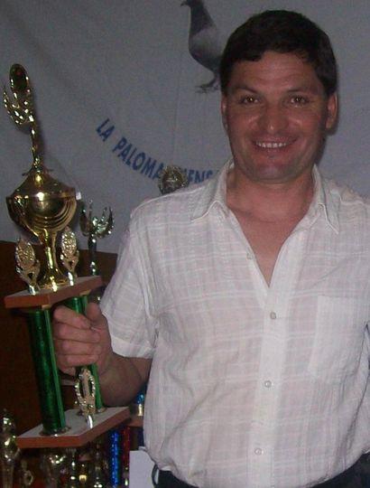 Daniel Cepeda pasó a encabezar la general del Plan de Vuelo 2020.