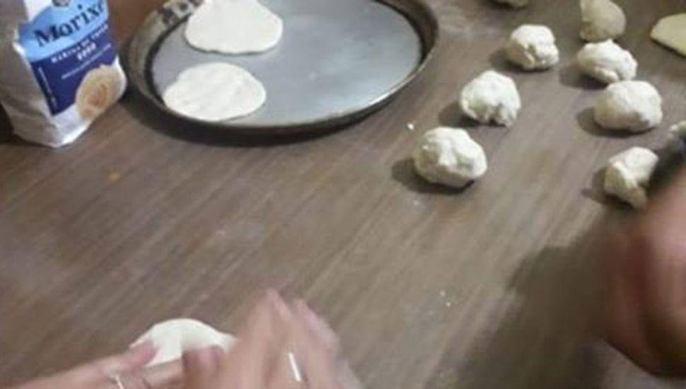Taller de Panadería de Don Ito