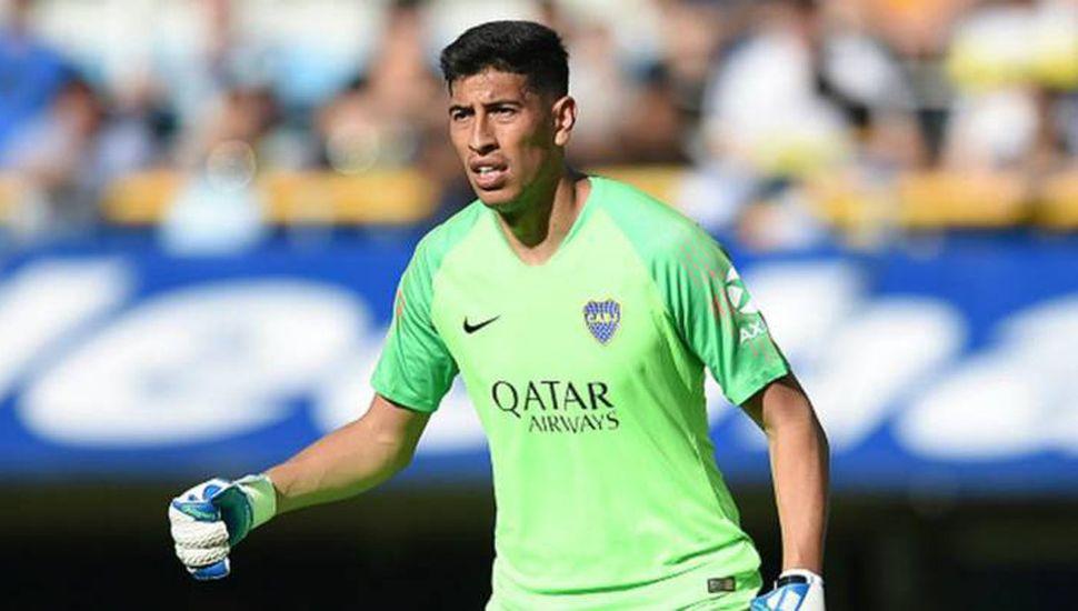 Esteban Andrada regresa hoy a la titularidad.
