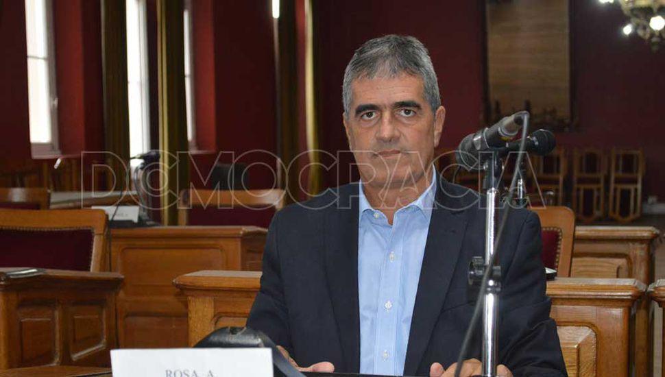 El concejal de Compromiso Por Junín presentó el proyecto hace más de dos semanas.