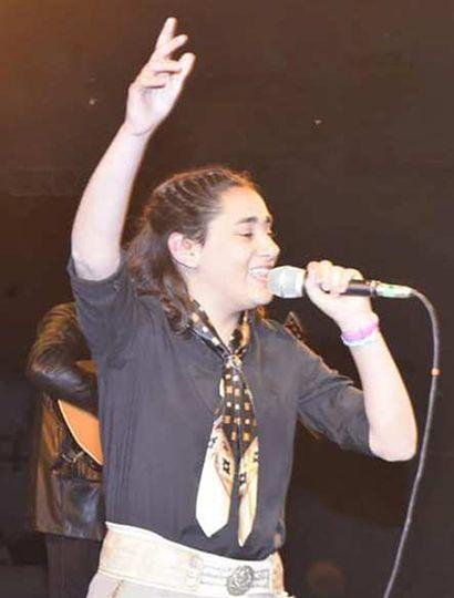 La cantante viene creciendo en su carrera y quiere seguir grabando.